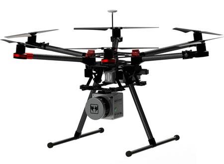 Drones Phantom 4, Phantom 4 RTK, Matrice 200 - L'imagerie multispectrale haute définition par drone